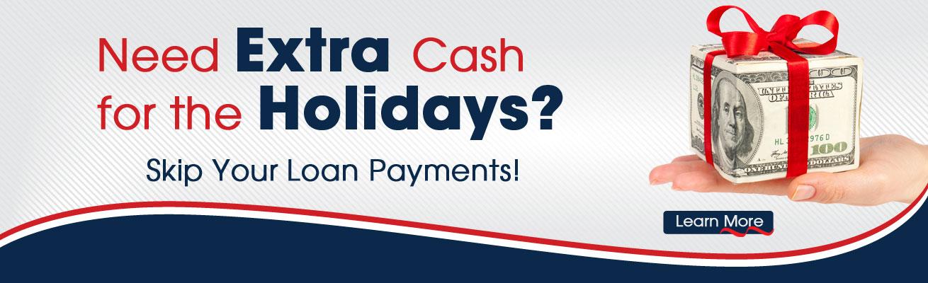 CAPE Skip Pay Holiday